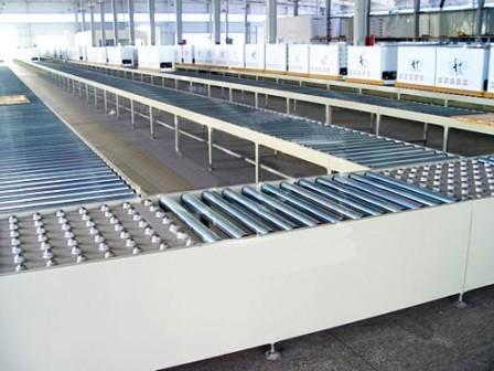 Roller Conveyors Motorized Non Powered Rollers